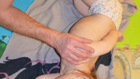 Ирек - детский массажист массаж в Уфе